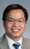 photo of Zhipeng Lu, Ph.D., LEED AP BD+C
